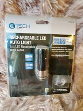 Rechargeable LED Light 19 Lumens Emergency Car Flashlight 2 hour car light