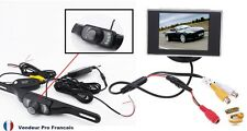 Kit TFT LCD 3.5 pouces voiture moniteur avec caméra de recul sans fil CMOS 135 °