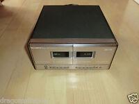 Palladium Prestige 952/001 Doppel Kassettendeck / Tape Deck, DEFEKT