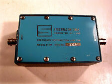 Spectracom Model 8140T