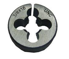 "RDGTOOLS 3/8"" X 16TPI UNC DIE / LEFT HAND THREAD"