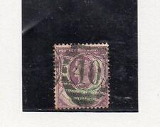 Gran Bretaña Monarquias Valor del año 1887-900 (CU-383)