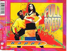 FULL SPEED - Happy CDM 4TR Eurodance 1995 Germany (Ultraphonic)