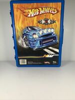 2005 Mattel Hot Wheels Car Carry Case Style 20020 - 48 Car Case Tara Toy Corp