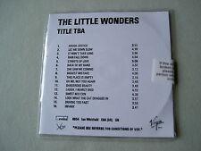 THE ROLLING STONES (THE LITTLE WONDERS) A Bigger Bang sealed UK promo CD album