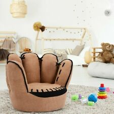 Kids Sofa Five Finger Armrest Chair Couch Children Living Room Toddler Gift