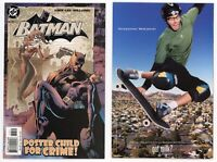 Batman #613 (NM 9.4) 1st Print Hush Story Harley Quinn Catwoman Joker 2003 DC