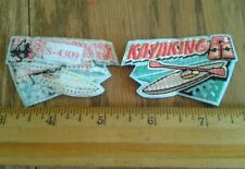 Girl Scout=Kayaking=Fun Patches/Badges=$1.95 Ship
