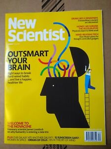 NEW SCIENTIST MAGAZINE 27th July 2019 - Outsmart Your Brain - New