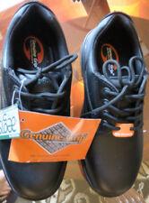 Genuine Grip Footwear Men's Slip-Resistant Oxford Work Sz. mens 6.5W  Womens 8W