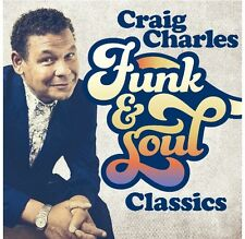 Various Artists - Craig Charles Funk And Soul Classics NEW SEALED 3CD