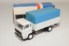 ± LION CAR DAF F2000 2200 2300 TRUCK UN VERSION WHITE BLUE NEAR MINT BOXED RARE