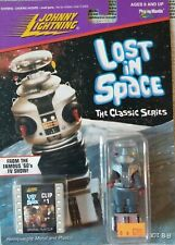 1998 Johnny Lighting : Lost in Space The Classic Series Robot B-9 w/ Film Read