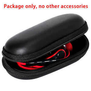 Portable Storage Bag Earphone Hold Case For Headphone Earbuds Mp3 USB Cabl.b Jf