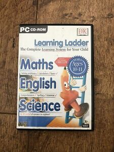 learning ladder Maths English Science