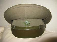 CCCP casquette de COMBAT Soviétique URSS  L'Armée Rouge t. 56