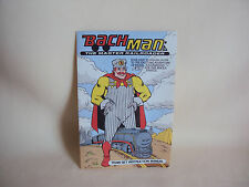 VINTAGE BACHMANN TRAIN SET INSTRUCTION 8 PAGES MANUAL