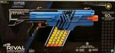 RARE Nerf rival kahos MXVl-4000 neuf Blaster bleu ou rouge Jouet  Mxvi-4000
