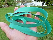 "Extra Large Rubber Band Green  Office Warehouse Garden Shop House 3/4"" X 23"""