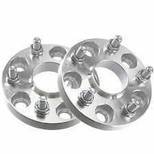 20mm Hubcentric 5x4.5 Wheel Spacers | 67.1mm Hub Bore | 12x1.5 Thread Pitch