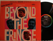 Beyond the Fringe (Soundtrack) (Capitol SW1792) Stereo (Peter Cook, Dudley Moore