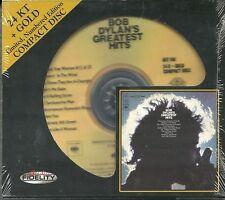 Dylan, Bob Bob Dylan's Greatest Hits 24 Karat Gold CD Audio Fidelity Neu OVP Sea