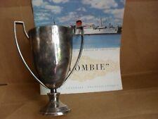 PAQUEBOT COLOMBIE CGT brochure plaquette + COUPE trophée French Line
