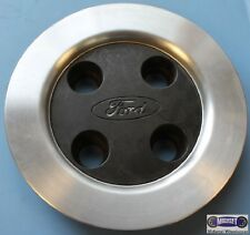"'88-'90 FORD ESCORT, TEMPO, USED CAP, ENGRAVED LOGO, 9-1/2"" DIA.  3151b"