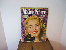 Motion Picture February 1952 June Haver