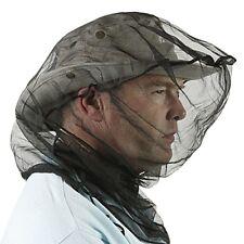 Trekmates Moskitonetz Insektenschutz Mückenschutz für Kappe Hut Mütze Kopf-Netz