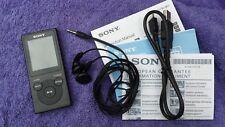 Walkman Sony NW-E394 reproductor 8 GB MP3-Negro-Nuevo (sin Caja)