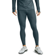 Under Armour Mens Qualifier Ignight ColdGear Running Tights Pants