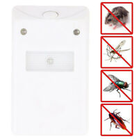 Ultrasonic Electronic pest killer Repeller Anti Mosquito mouse Insect Repelle YK