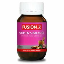 Fusion Health Women's Balance 120 Tablets