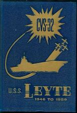 USA:USS Leyte CVS 32 1946 to 1959