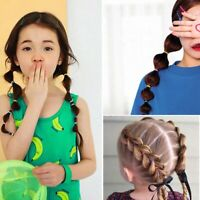 1000pcs Girls Small Disposable Rubber Bands Gum Ponytail Holder Elastic Hair
