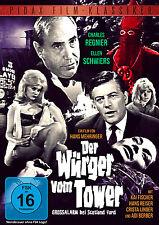 Der Würger vom Tower * DVD Thriller mit Charles Regnier Pidax Neu Ovp