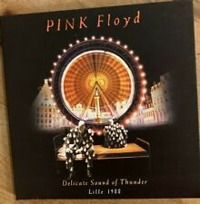 "PINK FLOYD : ""Delicate sound of Thunder - Lille 1998"" (RARE 2 CD)"