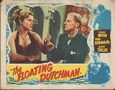 The Floating Dutchman (1952) 11x14 Lobby Card #nn