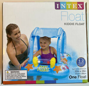 Intex Inflatable Baby Toddler Float For Swimming Pool Ages 1-2 Years 33lbs NEW