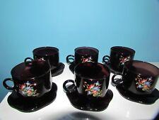 Vintage 6 Piece Coffee  Set
