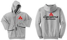 Catalina Sailboat Hoodie Sweatshirt