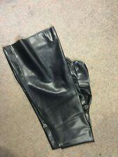 "Stunning Handmade Latex Gummi Stockings ""Shown"" L 6/7 foot cost £75"