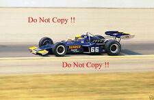 Mark Donohue Penske Sunoco McLaren M16B ganador Indy 500 1972 fotografía 2
