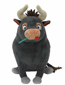 "TY Beanie Baby 7"" Ferdinand the Bull Plush Toy. New. Soft"