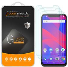 3X Supershieldz Tempered Glass Screen Protector Saver for BLU (Vivo XI+)