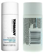 TONI & GUY NOURISH CONDITIONER FOR DRY HAIR 50ML WITH MOISTURE & SHINE - NEW