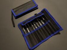10 in 1 for Repairing Mobile Phone Repair Tweezers Kit Precision Tools Set X 8 7