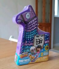 Fortnite: Mighty Beanz Collectors Tin (LLAMA) [Figurines] *Stores 30 beans*