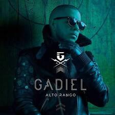 Alto Rango - Gadiel (CD, 2016, Sony Latin Music) - FREE SHIPPING